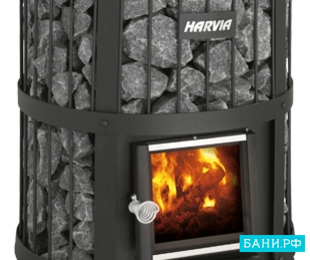 Harvia Legend 150 дровяная печь