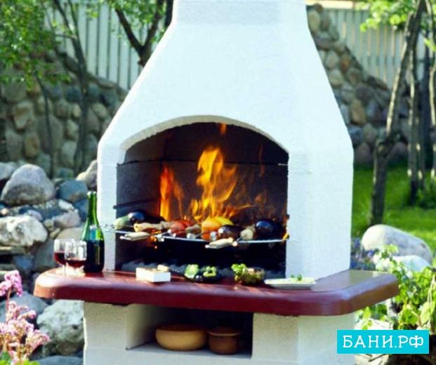 Печь барбекю своими руками - пошаговая инструкция!
