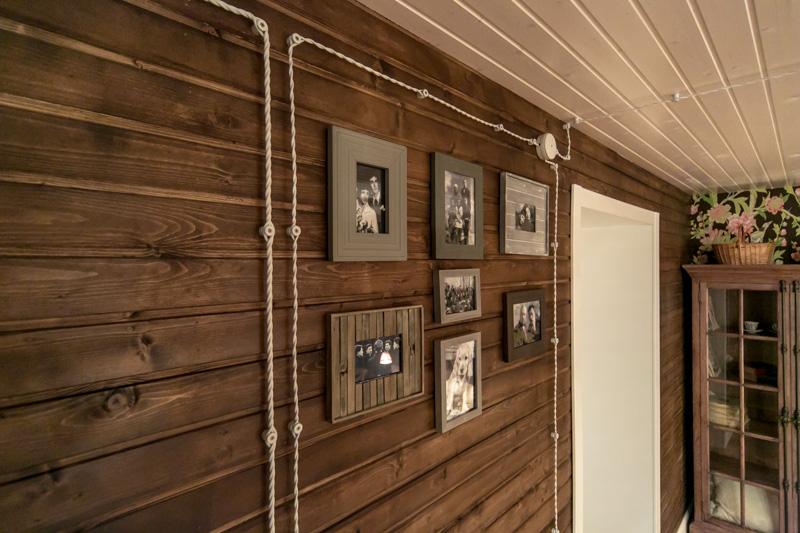 Отделка стен вагонкой фото дизайн