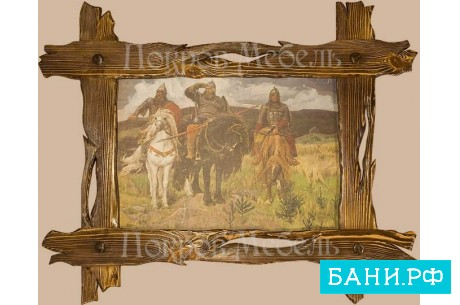 Рамки для зеркала из дерева своими руками фото